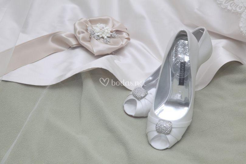 Preperación de la novia