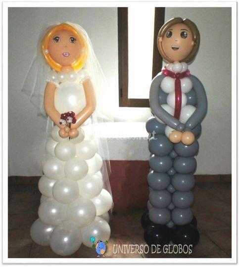 Esculturas de globos