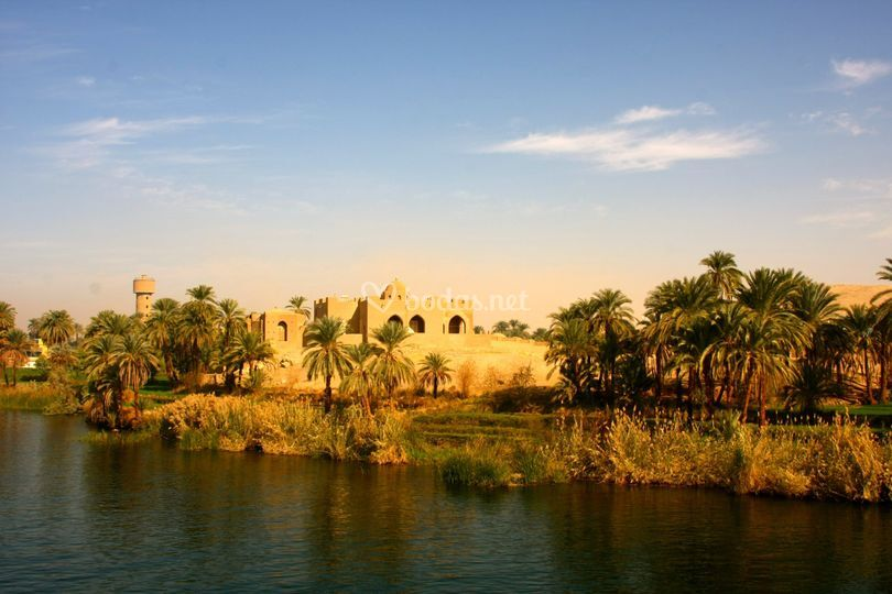 Por el Nilo