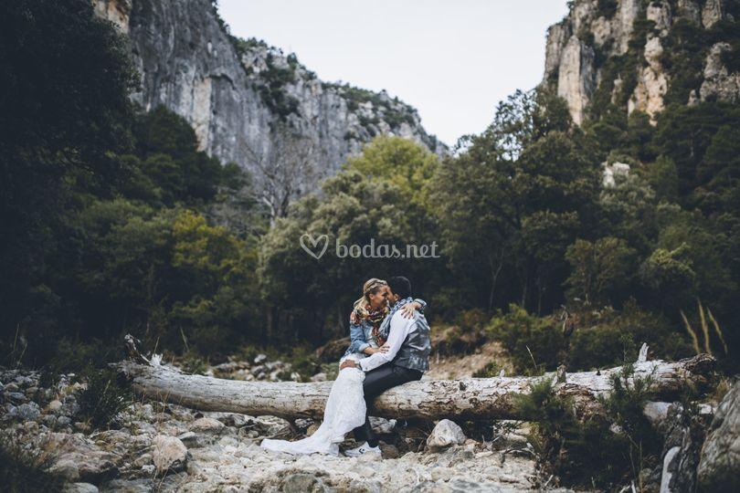 Postboda, Cinta + Oriol