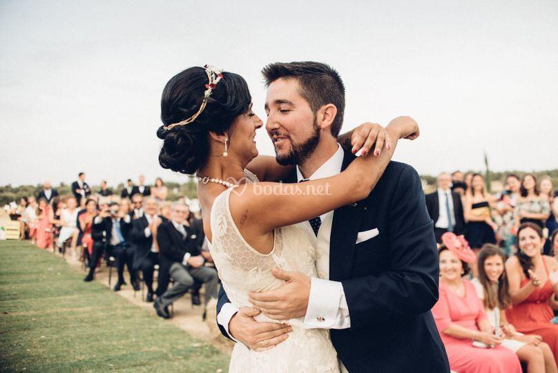 b9e0a25f50e Puede besar a la novia de Mad Media Bodas | Foto 22
