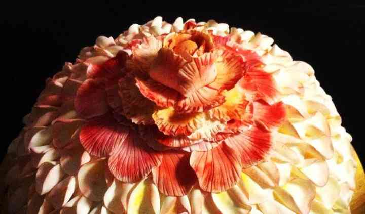 Flower Love Cake