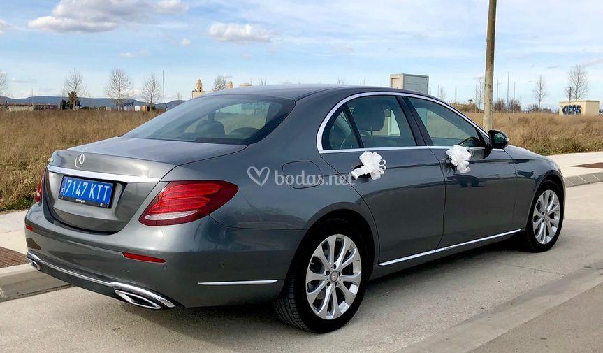 Mercedes e class - bottom