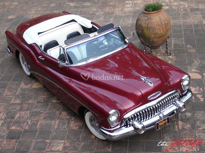 Buick Roadmaster Skylark ('53)