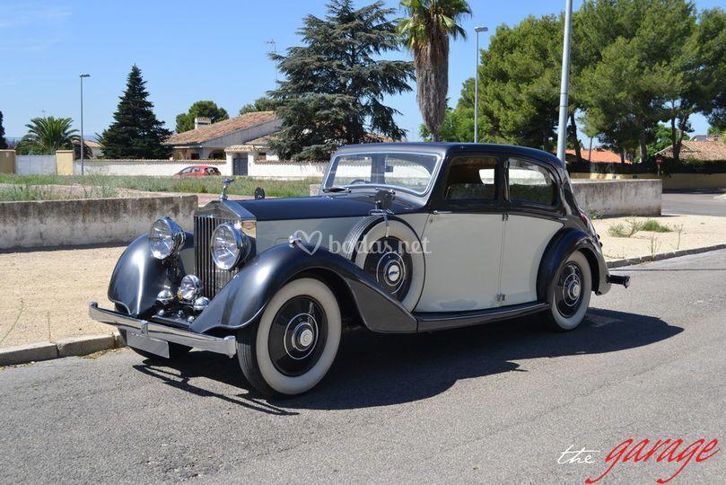 Rolls-Royce 25/30 (1936)