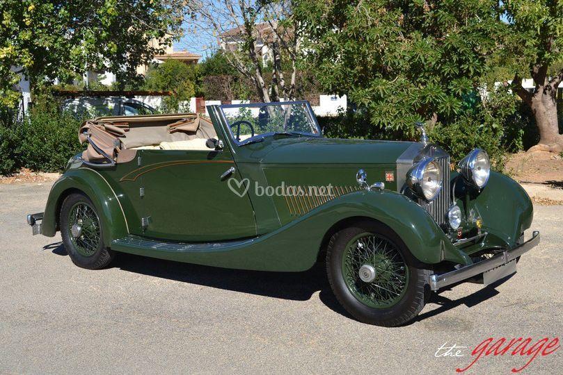 Rolls-Royce 20 (1936)
