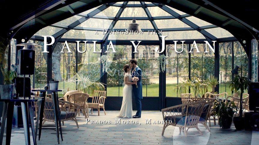 Paula and Juan