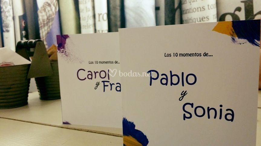 Libros de imprenta :)