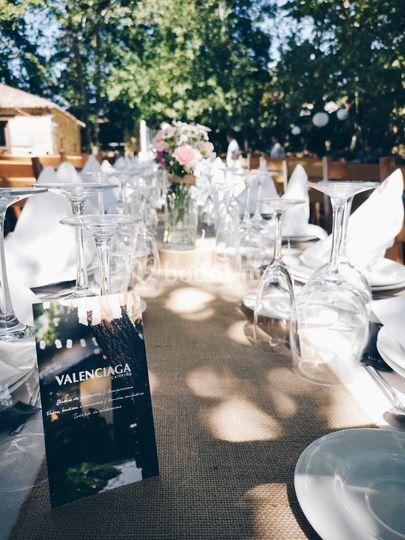 Valenciaga Catering
