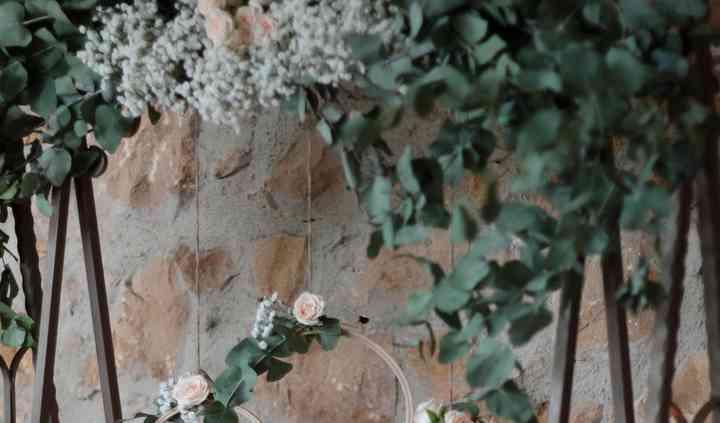 Aros con eucalipto y pitiminí