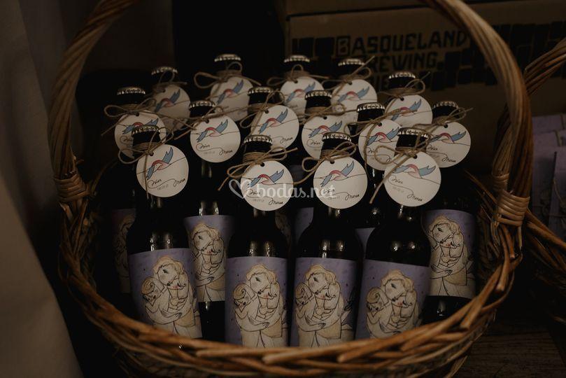Detalles  - cervezas artesanas