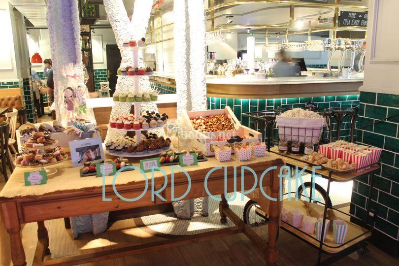 Mesa dulce Ribera