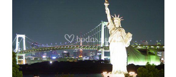 Estátua de la Libertad