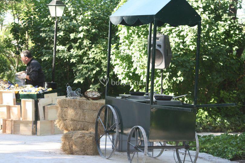Leal Maese carrito