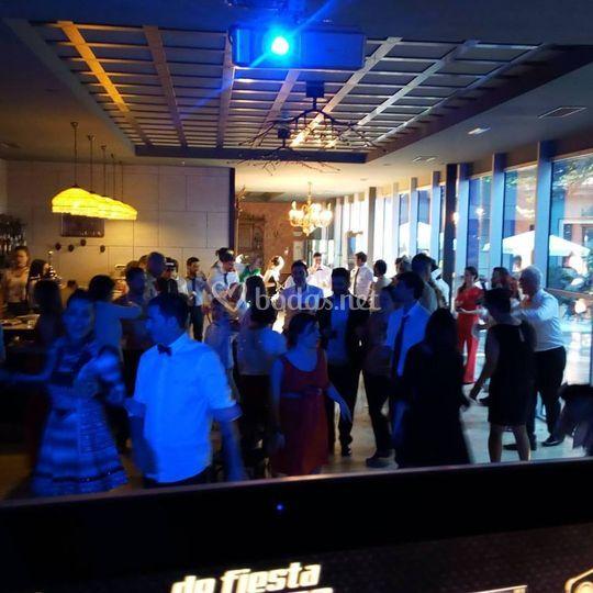 Bailes en Hotel El Valles