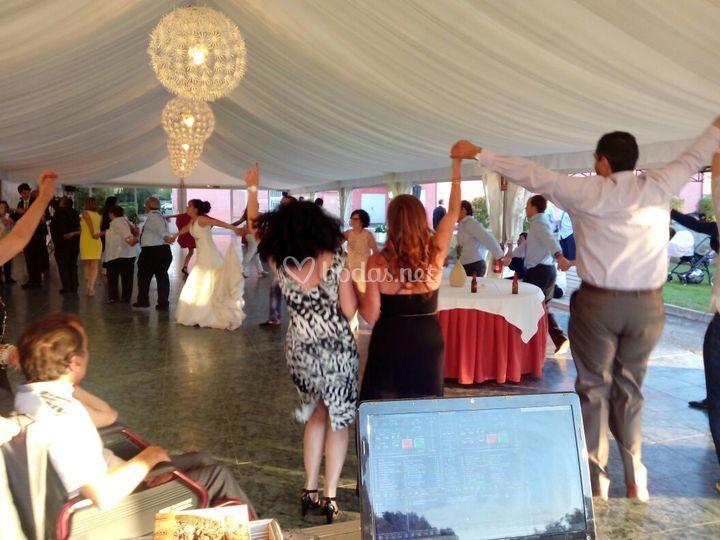 Bailes de boda San Camilo