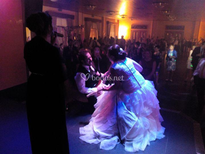 Bailes de boda La Merced