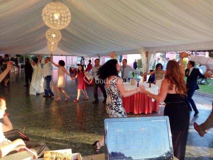 Bailes de boda de De Fiesta en Fiesta