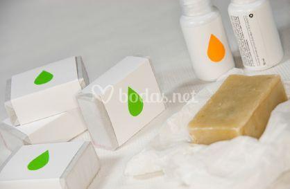 Jabón y geles Aloe Vera