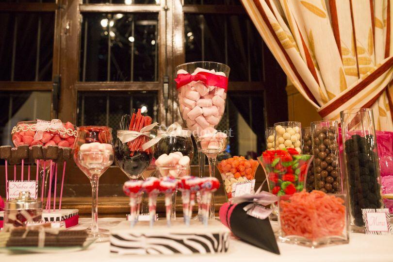 Candy Bar en Motril