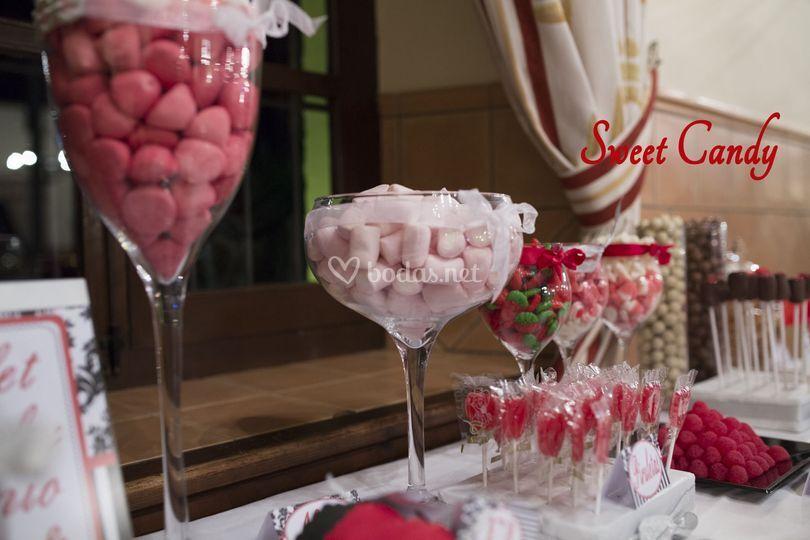 Candy Bar en La Almudena