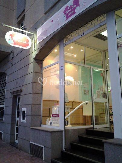 Nuestra tienda en Vecindario