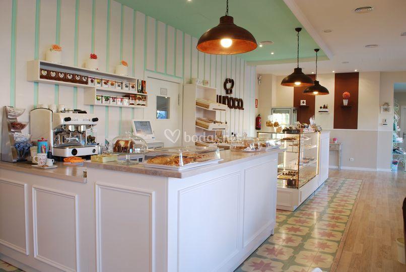 Pastelería - Cafetería