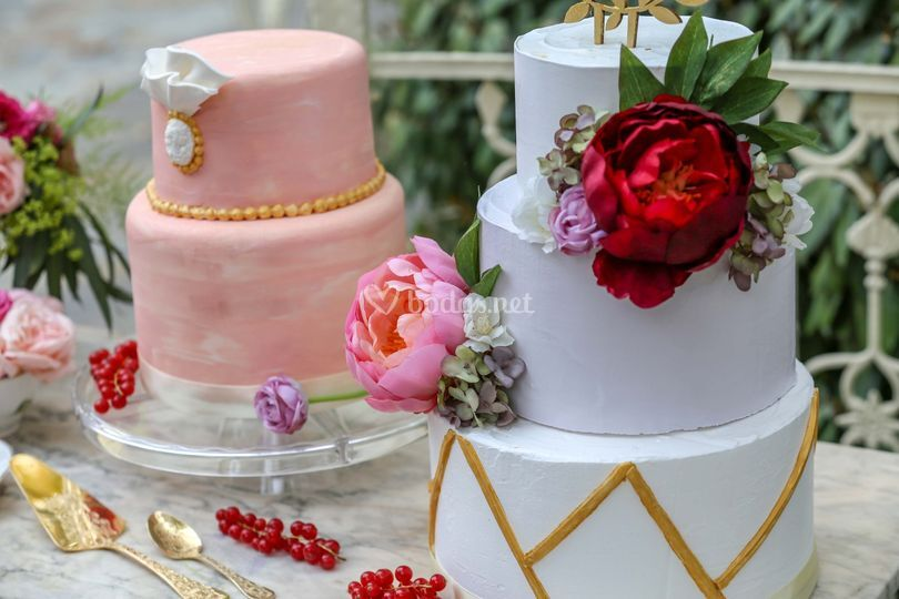Tartas de boda 2019-2020