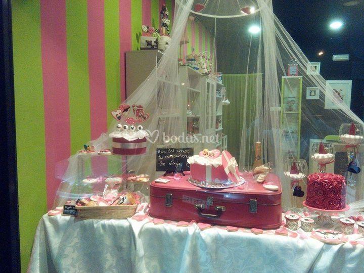 Mesas dulces