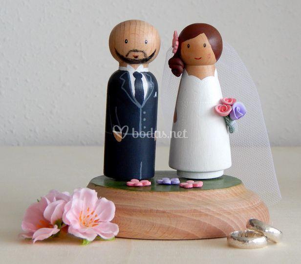 Figuras tarta personalizadas