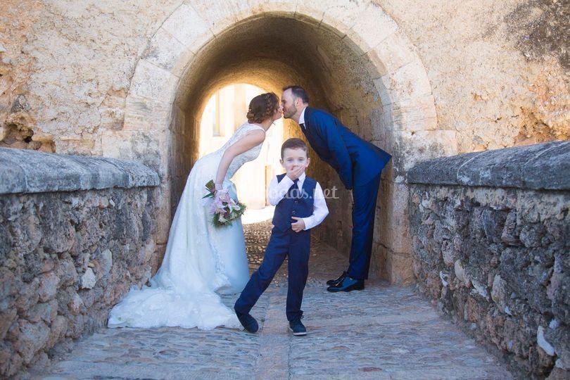 Una boda de tres