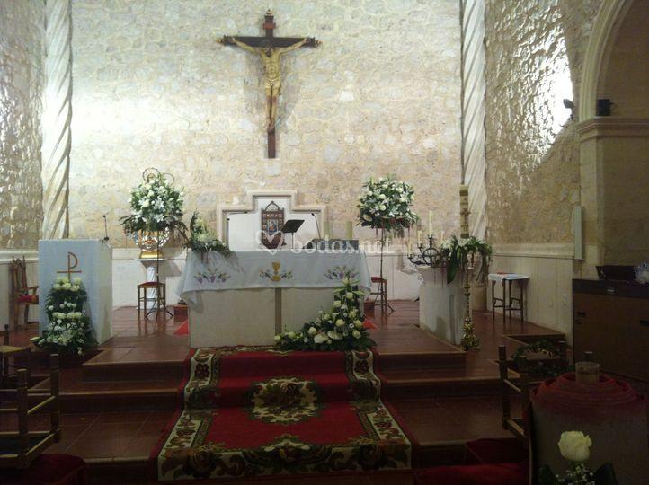 Iglesia de gineta albacete