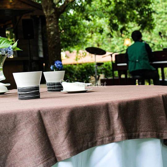 Montaje - Catering Belu