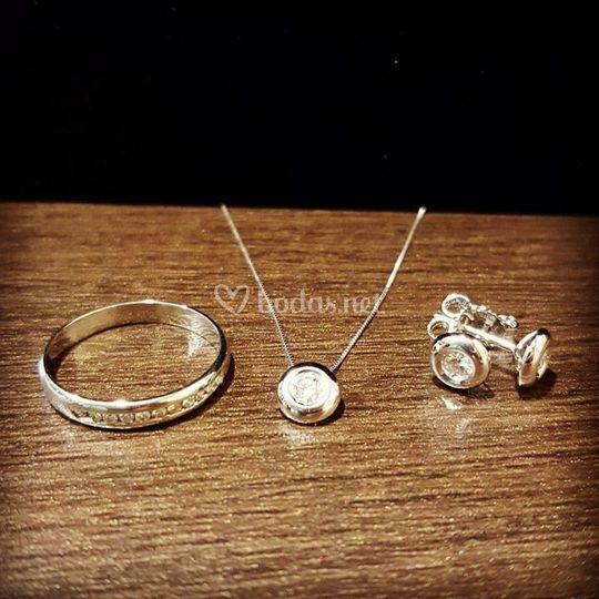 Conjuntos de diamante