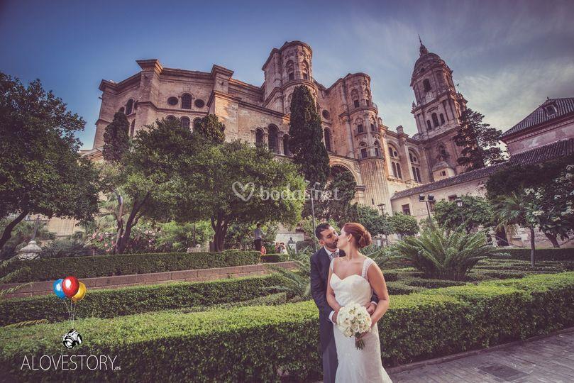 Fotos con sabor a Málaga