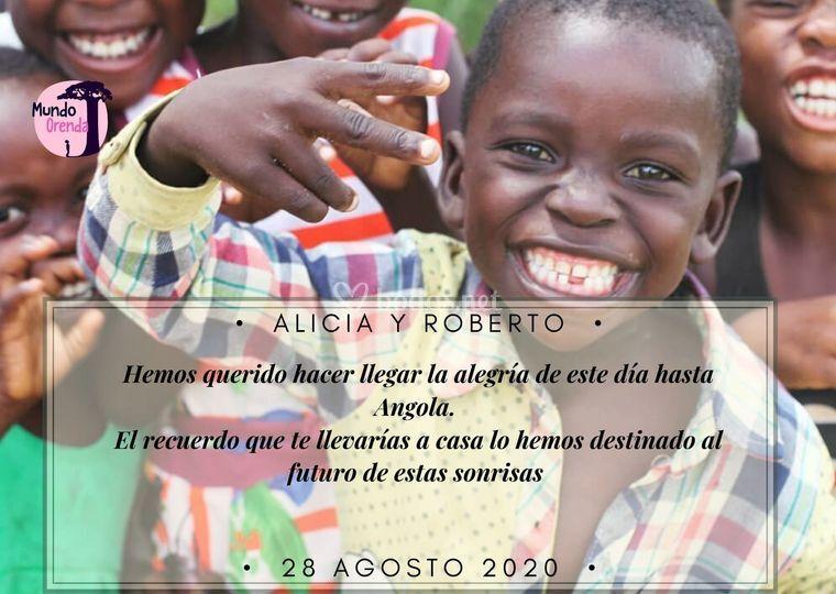 Mundo Orenda ONG