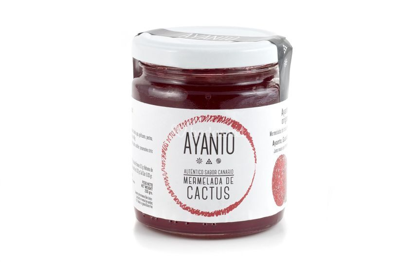 Mermelada de cactus 250 grs