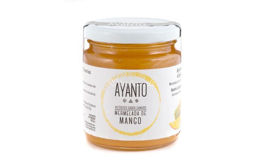 Mermelada de mango 250 grs