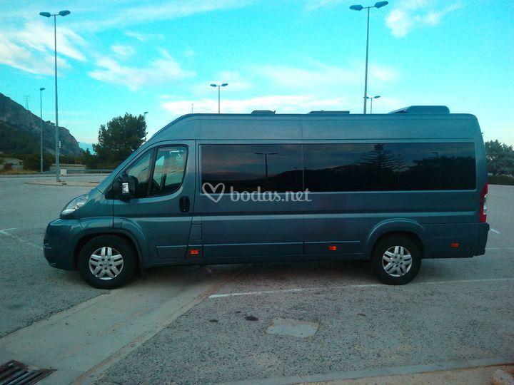 Andalucía Bus