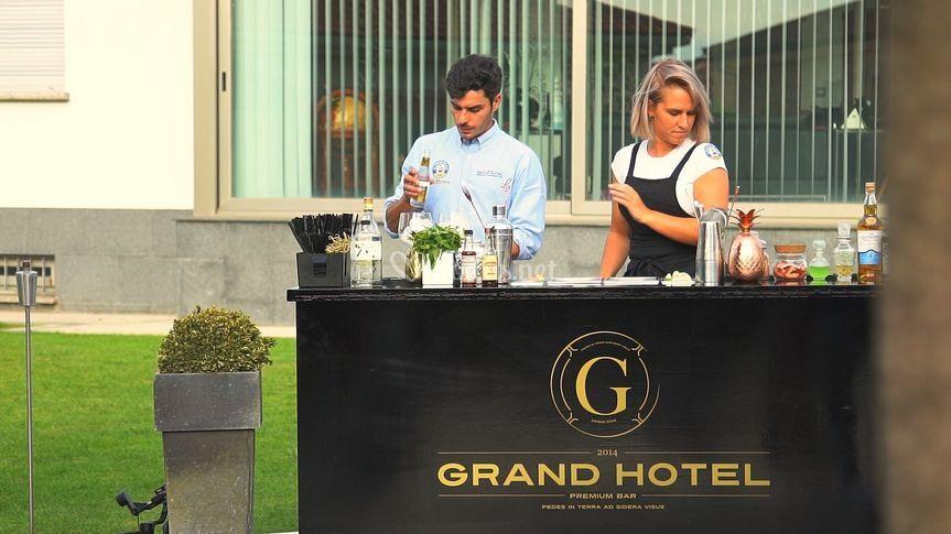 Grand Hotel Premium Bar