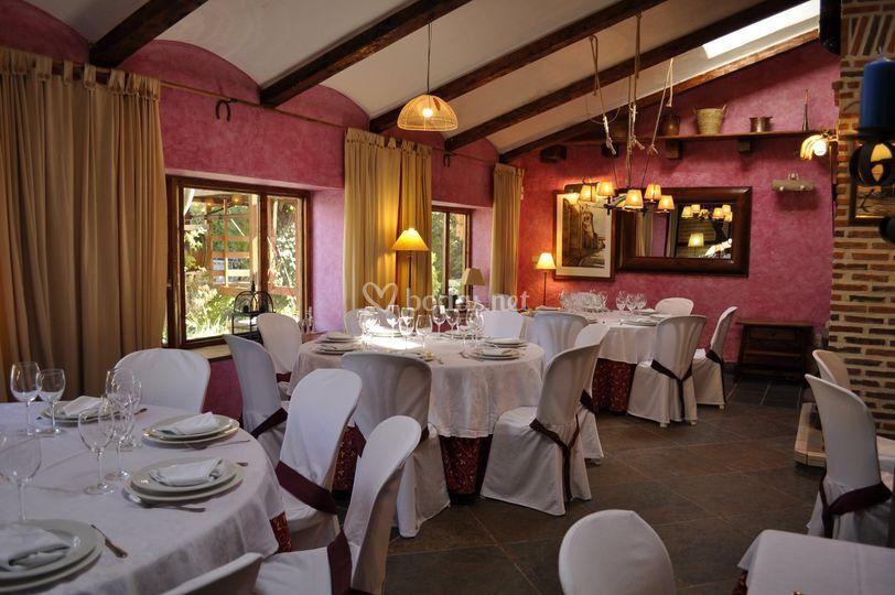 Restaurante Las cavas