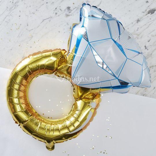 Globo anillo