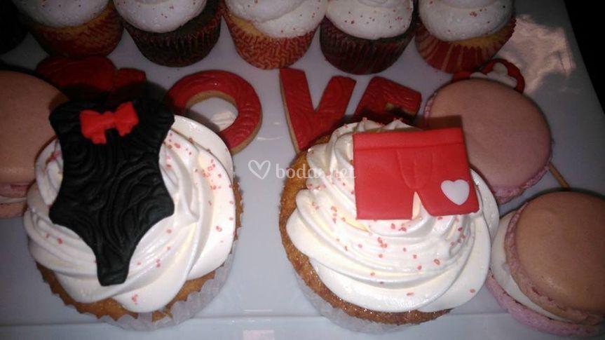 Cupcakes despedida