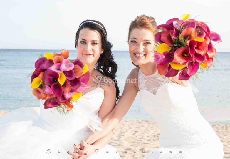 Doblete de novias