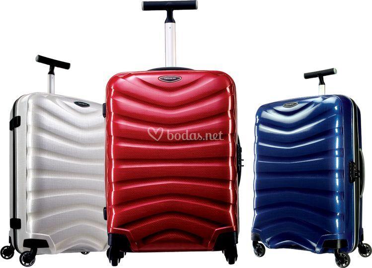 ¡Un mundo de maletas!