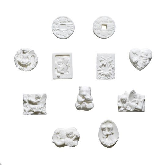 Jabón formas de arte
