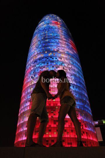 De paseo por Barcelona