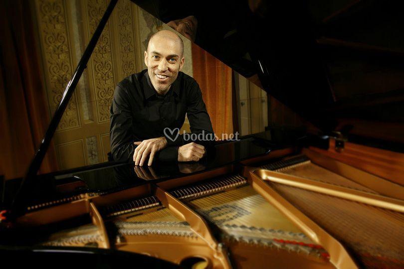 Nuestro pianista