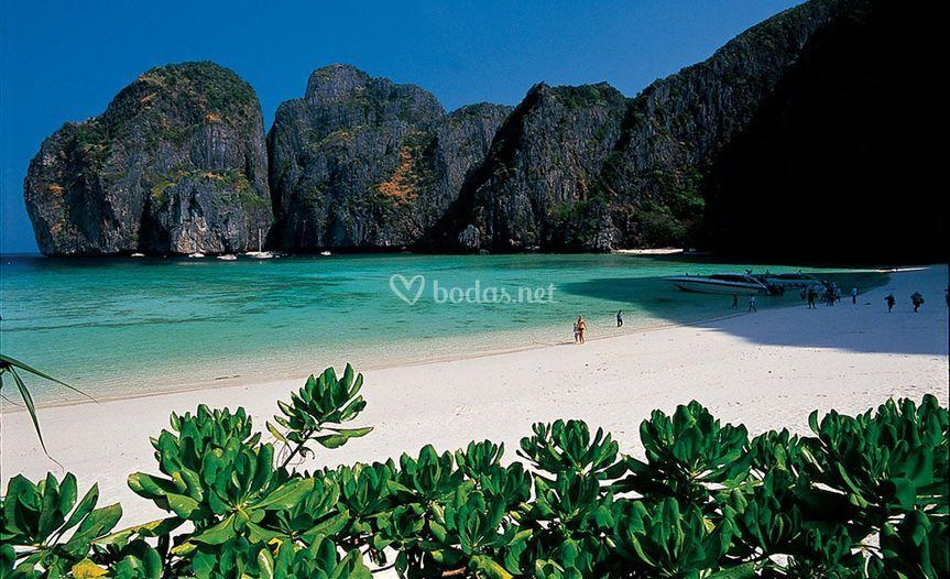Playas de Thailandia
