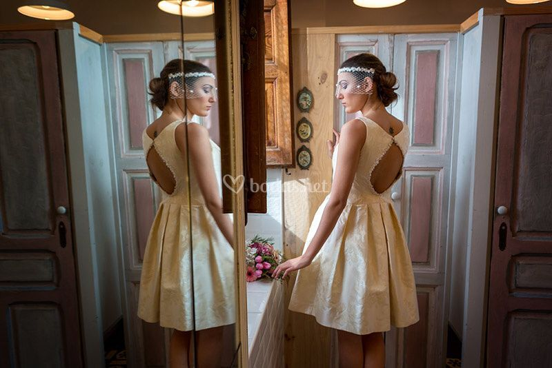 novia espalda abierta de ana corellano | foto 21